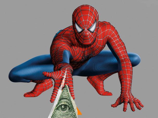 spiderman is for sure in the illuminati