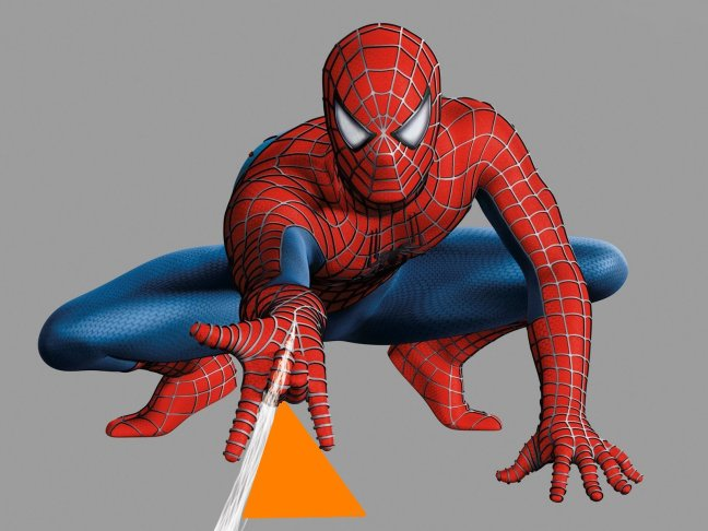 Proof Spiderman is Illuminatii